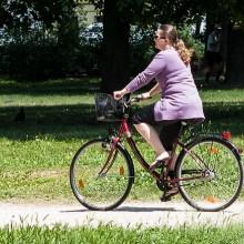 ללמוד לרכוב על אופניים
